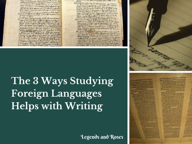The 3 Ways Studying Foreign Languages Helped me as a Writer